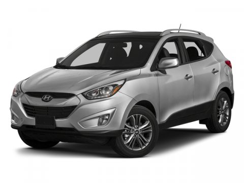 2015 Hyundai Tucson GLS Graphite Gray MetallicTaupe V4 20 L Automatic 5 miles Giving customer