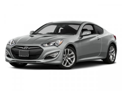 2015 Hyundai Genesis Coupe 38L R-Spec Empire State Gray V6 38 L Manual 6 miles Keyes Hyundai