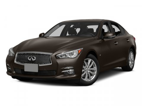 2015 Infiniti Q50 Premium RWD Venetian RubyWheat V6 37 L Automatic 18454 miles Red with Black