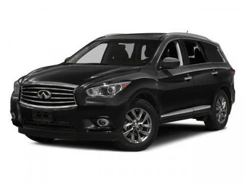 2015 Infiniti QX60 M Black ObsidianWheat V6 35 L Variable 0 miles  Front Wheel Drive  Power