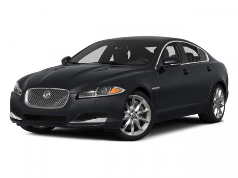 2015 Jaguar XF I4 T Premium RWD EbonyDove V4 20 L Automatic 5021 miles One Owner Black with