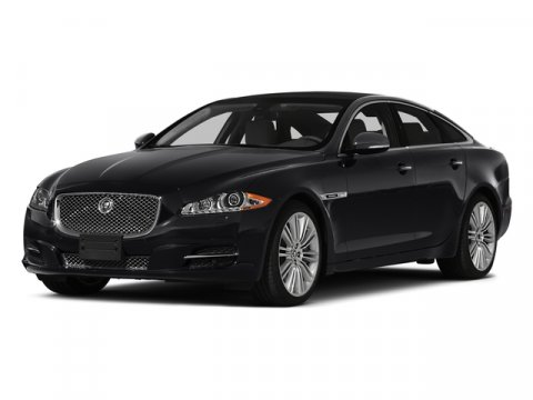 2015 Jaguar XJ DRKSAPPHIRE V6 30 L Automatic 7492 miles  Wheels 19 Aleutian 10-Spoke Alloy -