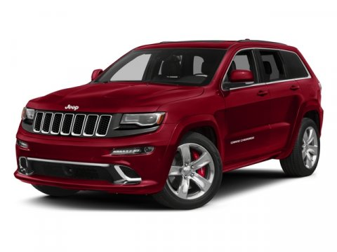 2015 Jeep Grand Cherokee SRT PW7 BRT WHITELMXR V8 64 L Automatic 1 miles Outstanding design de