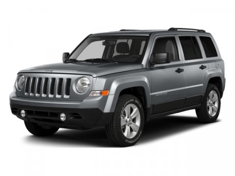 2015 Jeep Patriot Sport Billet Silver Metallic ClearcoatDark Slate Gray V4 24 L Automatic 5 mil