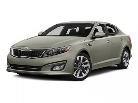2015 Kia Optima SNOWWHITEBLACK V4 20 L Automatic 6 miles  REAR BUMPER APPLIQUE  Turbocharge