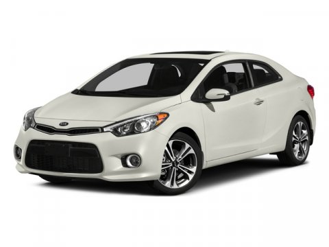 2015 Kia Forte Koup EX Snow White PearlBlack V4 20 L  0 miles Prices are plus tax and license