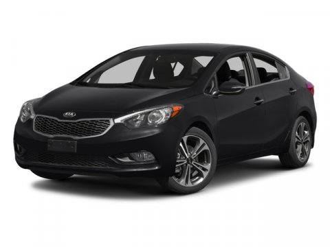 2015 Kia Forte LX Aurora BlackGray V4 18 L Automatic 0 miles  CARGO MAT  CARPETED FLOOR MATS