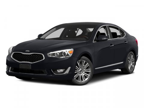 2015 Kia Cadenza Limited Platinum GraphiteBlack V6 33 L Automatic 11344 miles 1 owner clean