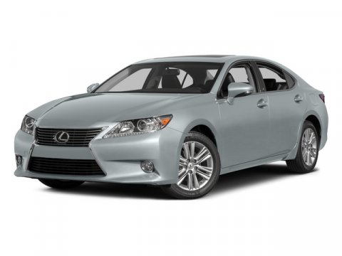 2015 Lexus ES 350 Atomic Silver V6 35 L Automatic 12 miles  Front Wheel Drive  Power Steerin