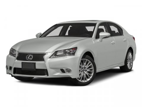 2015 Lexus GS 350 Ultra White V6 35 L Automatic 12 miles  BD FK G4 ML NV NW PA Z2  Rear Whee