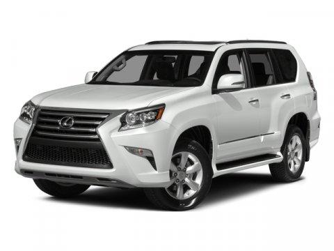 2015 Lexus GX 460 Starfire Pearl V8 46 L Automatic 12 miles  Four Wheel Drive  Power Steerin
