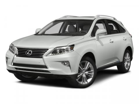 2015 Lexus RX 450h FWD Starfire PearlLight Gray V6 35 L Variable 13494 miles KBBcom Best Res