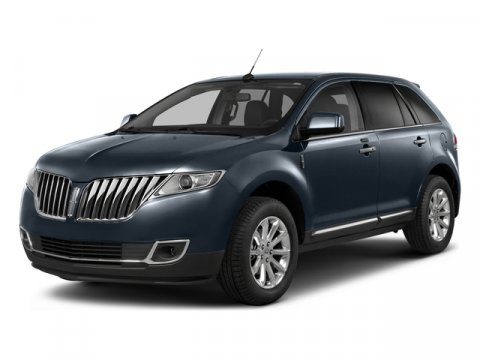 2015 Lincoln MKX Tuxedo Black MetallicCharcoal wBlack Piping V6 37 L Automatic 10 miles Linco
