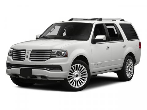 2015 Lincoln Navigator Magnetic MetallicEbony V6 35 L Automatic 1 miles  2ND ROW LEATHER HEATE