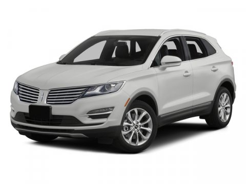2015 Lincoln MKC White Platinum Metallic Tri-CoatWhite Sands V4 20 L Automatic 6 miles The new