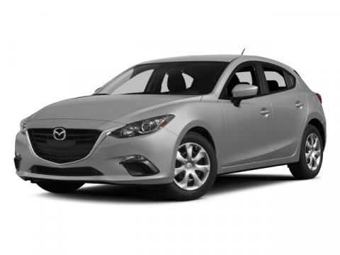 2015 Mazda Mazda3 i Touring METEOR GRAY MICBlack V4 20 L Automatic 31032 miles LOCAL TRADE