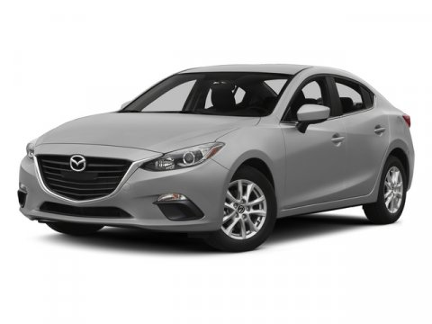 2015 Mazda Mazda3 i Sport FWD WhiteGray V4 20 L Automatic 35806 miles No Dealer Fees Need a