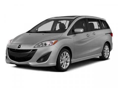 2015 Mazda Mazda5 Sport Liquid Silver Metallic V4 25 L Automatic 34008 miles One Owner Accide