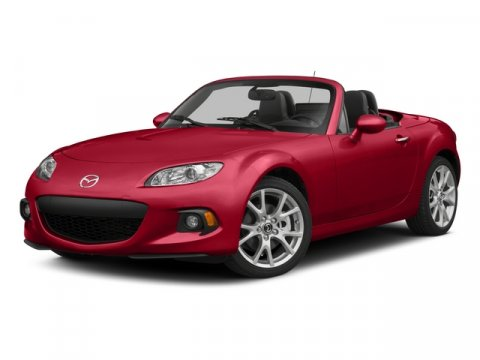 2015 Mazda MX-5 Miata Grand Touring MaroonBlack V4 20 L Automatic 12527 miles Perfect Color C