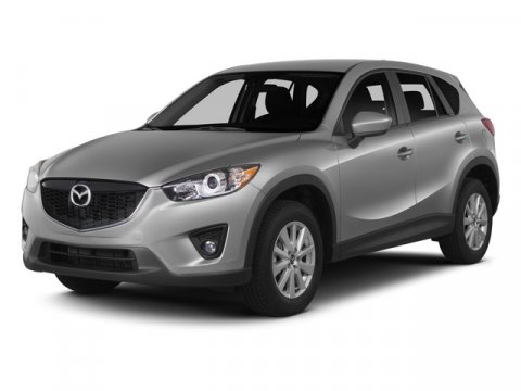 2015 Mazda CX-5 Touring Liquid Silver V4 25 L Automatic 26572 miles  All Wheel Drive  Power S