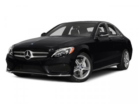 2015 Mercedes C-Class C300 4MATIC Steel GreyRedBlk Leather V4 20 L Automatic 6 miles  Turboch