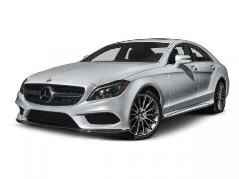 2015 Mercedes CLS-Class CLS 400 RWD Obsidian Black MetallicSilk BeigeEspresso Brown V6 30 L Au