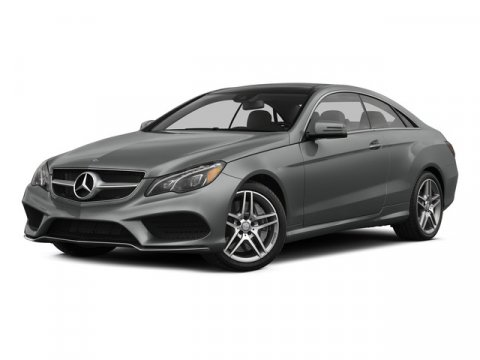 2015 Mercedes E-Class E550 Steel GreyRedBlk Leather V8 47 L Automatic 13 miles  Turbocharged