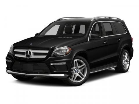2015 Mercedes GL-Class GL550 Steel GreyStone Leather V8 47 L Automatic 8 miles  Turbocharged