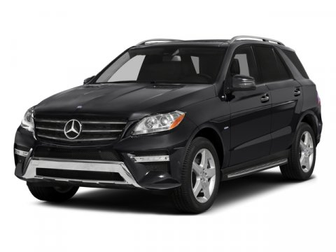 2015 Mercedes M-Class ML400 Black V6 30 L Automatic 12919 miles  Turbocharged  All Wheel Dri