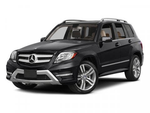 2015 Mercedes GLK-Class GLK350 Steel GreyBlack Mb Tex V6 35 L Automatic 7 miles  Rear Wheel Dr