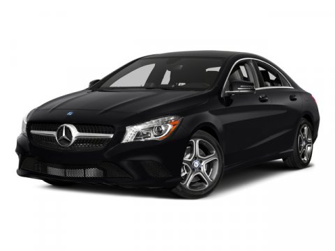 2015 Mercedes CLA-Class CLA250 FWD Night BlackBlack V4 20 L Automatic 10860 miles ABSOLUTELY