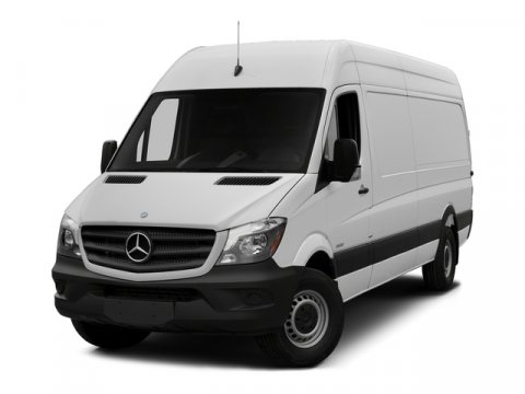 2015 Mercedes Sprinter Cargo Vans EXT 040BLACK V4 21 L Automatic 11 miles   Stock 151229