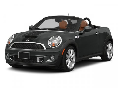 2015 MINI Cooper Roadster S Chili RedCarbon Black V4 16 L Automatic 0 miles  Turbocharged  F