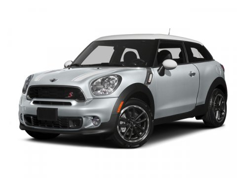 2015 MINI Cooper Paceman S Absolute Black MetallicCarbon Black V4 16 L Automatic 0 miles  ABS