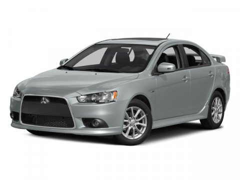2015 Mitsubishi Lancer GT Wicked White MetallicBlack V4 24 L Manual 5 miles  INTERIOR PACKAGE