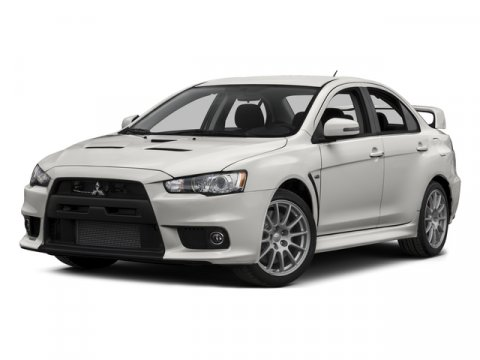2015 Mitsubishi Lancer Evolution GSR Wicked WhiteBlack V4 20 L Manual 5 miles  GSR INTERIOR P