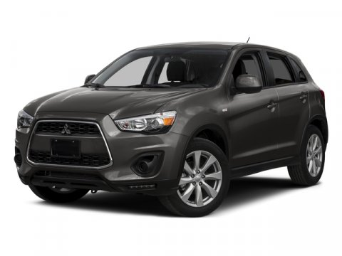 2015 Mitsubishi Outlander Sport ES Mercury GrayBlack V4 20 L Variable 5 miles  ACCESSORY FOG L