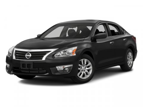 2015 Nissan Altima 25 S Gun Metallic V4 25 L Variable 33552 miles  Front Wheel Drive  Power