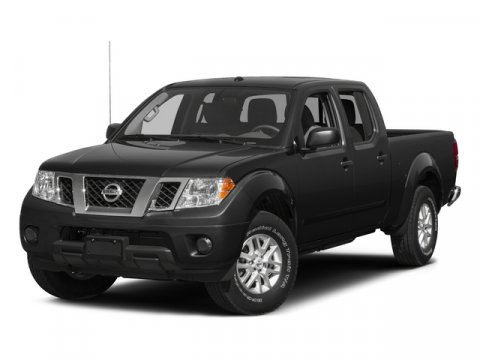 2015 Nissan Frontier SV Super BlackBeige V6 40 L Automatic 5 miles The Nissan Frontier might b