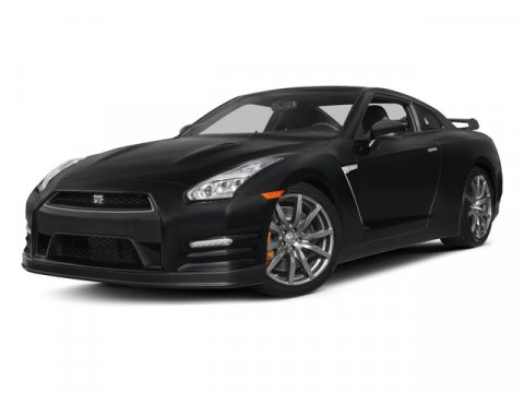 2015 Nissan GT-R Black Edition Deep Blue Pearl V6 38 L Automatic 0 miles With a handmade Twin