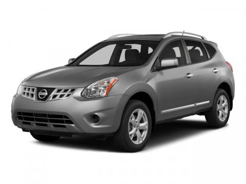2015 Nissan Rogue Select S FWD Brilliant SilverBlack V4 25 L Variable 24817 miles One Owner