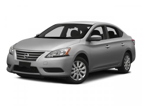 2015 Nissan Sentra S Gun Metallic V4 18 L Variable 8845 miles  Front Wheel Drive  Power Stee