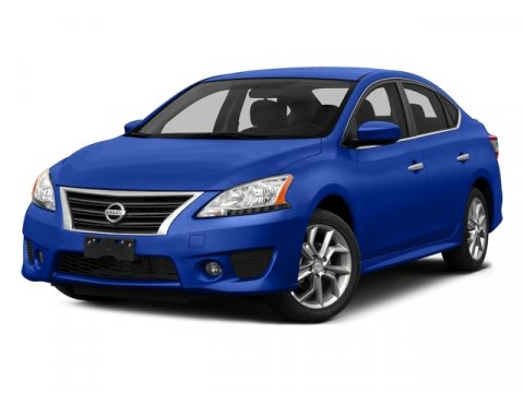 2015 Nissan Sentra SR Blue V4 18 L Variable 22360 miles Navigation SystemBlue Odometer is 18