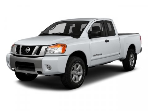 2015 Nissan Titan S Brilliant SilverCharcoal V8 56 L Automatic 0 miles The Nissan Titan is a