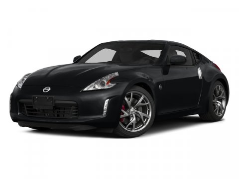 2015 Nissan 370Z Sport BLACKBlack V6 37 L Manual 0 miles Bucket Seats w 8-way manual driver