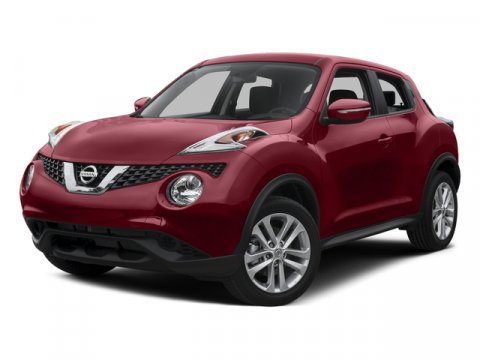 2015 Nissan JUKE Red V4 16 L Variable 3731 miles  Turbocharged  All Wheel Drive  Power Stee
