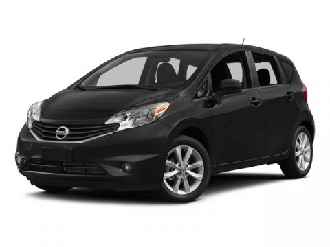 2015 Nissan Versa Note S Magnetic Gray MetallicBlack V4 16 L Manual 41818 miles  15 Steel Whe