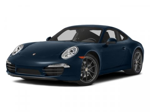 2015 Porsche 911 BlackStndrd Black V6 34 L Manual 26612 miles Delivers 27 Highway MPG and 19
