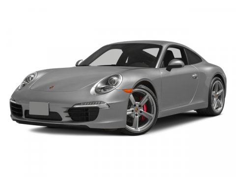 2015 Porsche 911 Turbo Coupe Agate Gray MetallicBlack V6 38 L Automatic 8 miles  Turbocharged