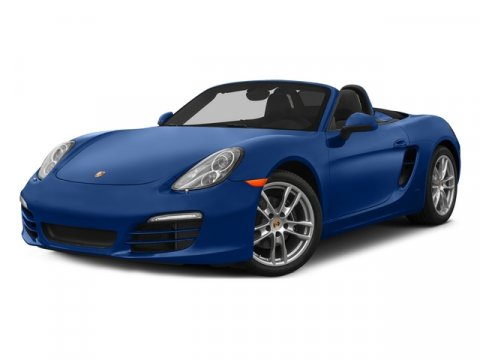 2015 Porsche Boxster Guards RedBlack Luxor Bei V6 27 L Manual 7 miles  Rear Wheel Drive  Powe